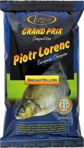 Lorpio zanęta Grand Prix Bream Yellow (leszcz) 1kg