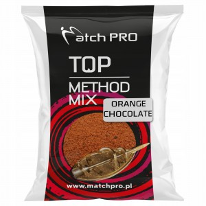 Match Pro Metchodmix Zanęta Orange Chocolate 700g